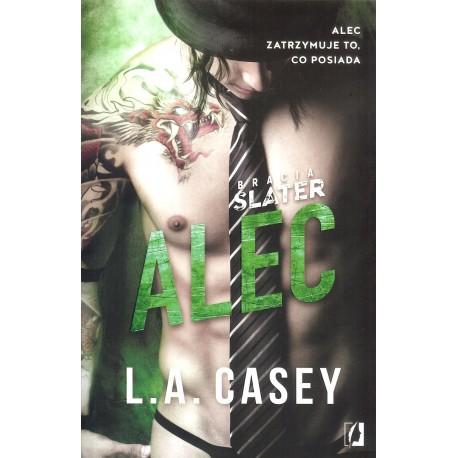 Bracia Slater. Alec