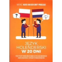 Język holenderski w 20 dni