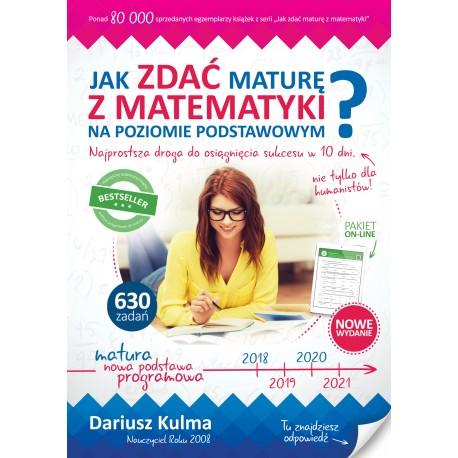Jak zdać maturę z matematyki na poziomie podstawowym?