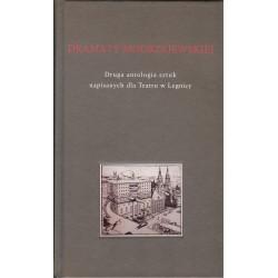 Dramaty Modrzejewskiej 2. Druga antologia sztuk napisanych dla Teatru w Legnicy