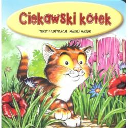 Ciekawski kotek