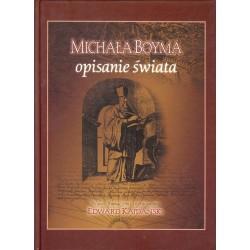 Michała Boyma opisanie świata