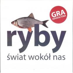 Ryby. Świat wokół nas. Gra edukacyjna
