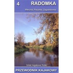Radomka. Szlaki kajakowe Polski