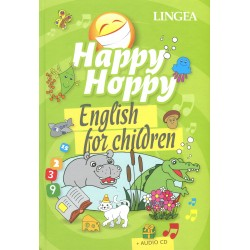 Happy Hoppy English for children CD-Audio