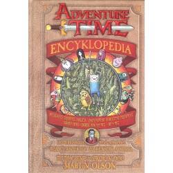 Adventure time. Encyklopedia