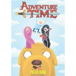 Adventure Time - POSTER BOOK