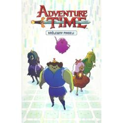 Aventure time. Królewny pikseli