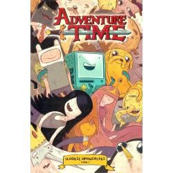 Adventure time. Słodkie opowiastki 1