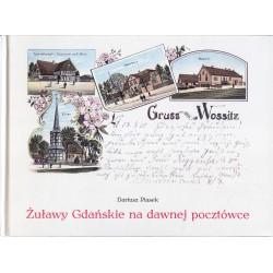 Żuławy Gdańskie na dawnej pocztówce
