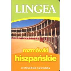 Lingea. Rozmówki hiszpańskie ze słownikiem i gramatyką. Wyd. 7