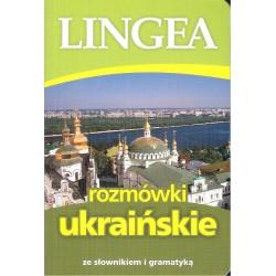 Lingea. Rozmówki ukraińskie ze słownikiem i gramatyką. Wyd. 3