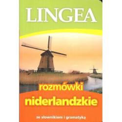 Lingea. Rozmówki niderlandzkie ze słownikiem i gramatyką. Wyd. 4