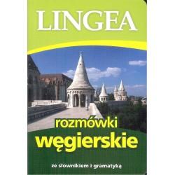Lingea. Rozmówki węgierskie ze słownikiem i gramatyką. Wyd. 3