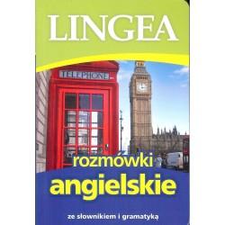 Lingea. Rozmówki angielskie ze słownikiem i gramatyką. Wyd. 8
