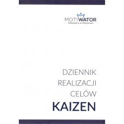 Dziennik realizacji celów Kaizen
