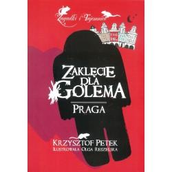 Zaklęcie dla Golema Praga wyd.2