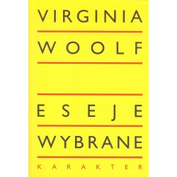 Eseje wybrane. Virginia Woolf NW
