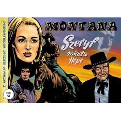 Z archiwum J.Wróblewskiego T 12 Montana Szeryf miasta Hope