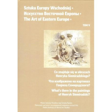 Sztuka Europy Wschodniej t.5