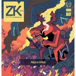 Zeszyty Komiksowe Nr 26 Religia w komiksie