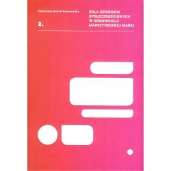 Rola serwisów społecznościowych w komunikacji marketingowej marki