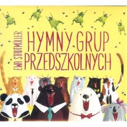 Hymny grup przedszkolnych CD