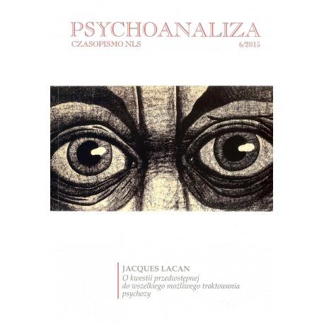 Psychoanaliza 6/2015