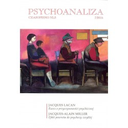 Psychoanaliza 7/2016
