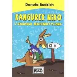 Kangurek Niko i zadania matematyczne dla klasy V