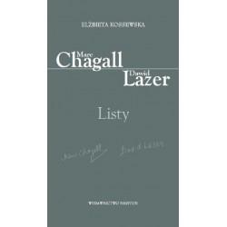 Marc Chagall – Dawid Lazer. Listy