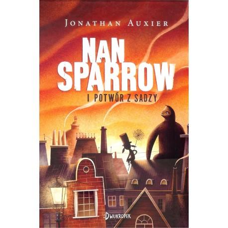 Nan Sparrow i potwór z sadzy