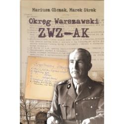 Okręg warszawski ZWZ-AK