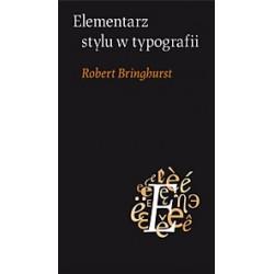 Elementarz stylu w typografii wyd.2018