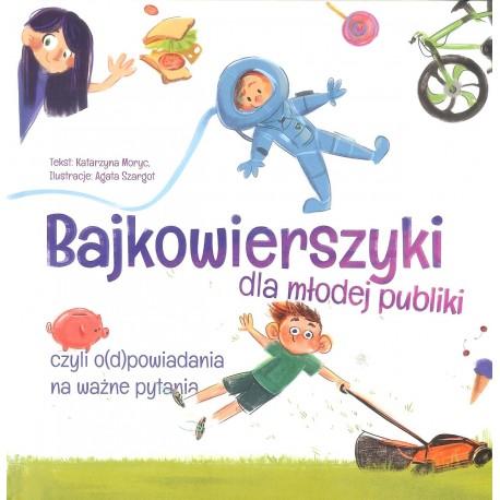Bajkowierszyki dla młodej publiki