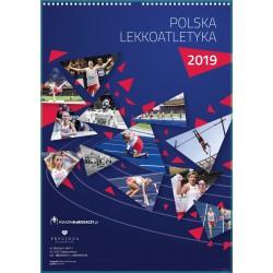 Kalendarz 2019 Polska Lekkoatletyka