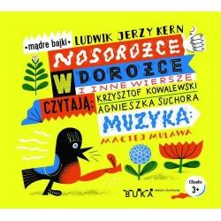 Nosorożce w dorożce i inne wiersze NW Audiobook