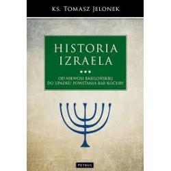 Historia Izraela T.3 Początki Izraela