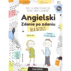 Angielski dla dzieci. Zdanie po zdaniu