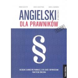Angielski w tłumaczeniach dla prawników CD