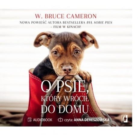 O psie, który wrócił do domu Audiobook