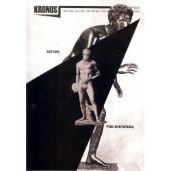 Kronos 4/2018 Sztuka Pod Dyktaturą