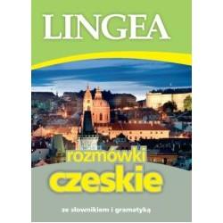 Rozmówki czeskie ze słownikiem i gramatyką wyd 5