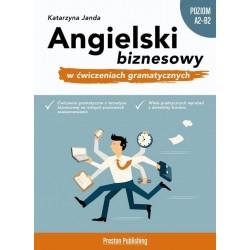Angielski biznesowy w ćwiczeniach biznesowych Poziom A2-B2
