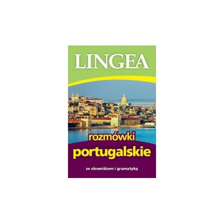 Rozmówki portugalskie ze słownikiem i gramatyką NW