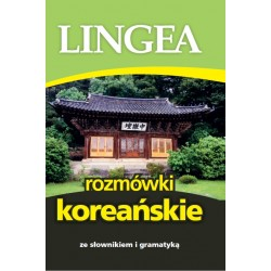 Rozmówki koreańskie ze słownikiem i gramatyką NW