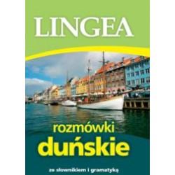 Rozmówki duńskie ze słownikiem i gramatyką NW