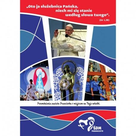 Przemówienia papieża Franciszka ŚDM Panama 2019