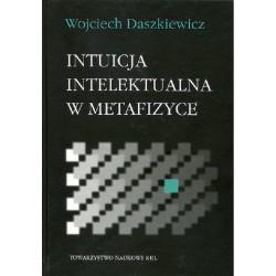 Intuicja intelektualna w metafizyce