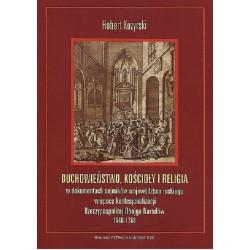 Duchowieństwo, kościoły i religia w dokumentach sejmików